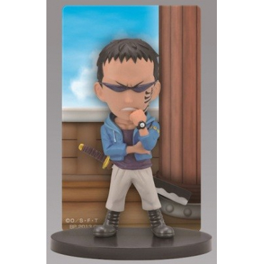 One Piece - Figurine Johnny Ichiban Kuji Lot F