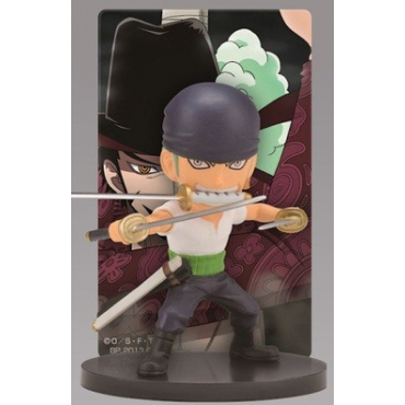 One Piece - Figurine Zoro Ichiban kuji Lot F