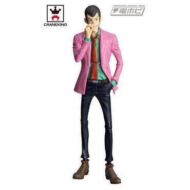 Lupin - Figurine Lupin Master Stars Piece IV
