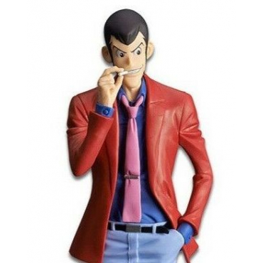 Lupin The Third - Figurine Lupin Master Stars Piece III