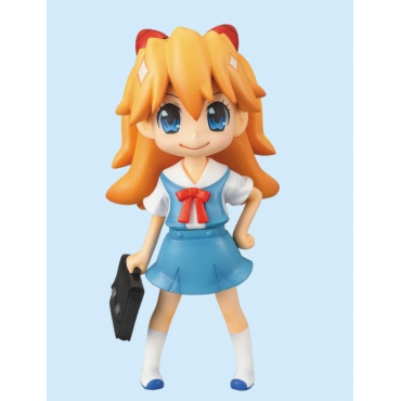Evangelion - Figurine Asuka Langley School Collection