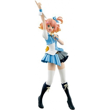 Macross Delta: Figurine Freyja Wion SQ Blau Blume Version