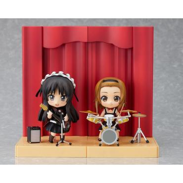 K-On! - Pack Figurines Mio Akiyama Et Ritsu Tainaka Nendoroid Set
