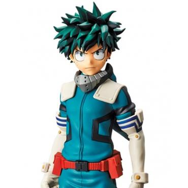 My Hero Academia - Figurine Midoriya Izuku Grandista