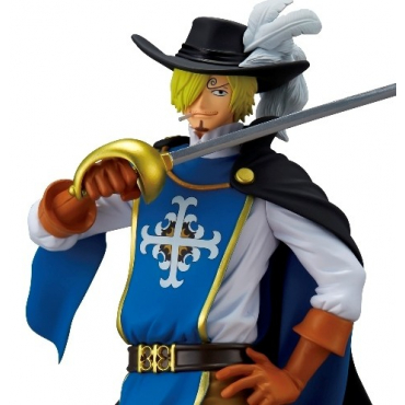 One Piece - Figurine Sanji Treasure Cruise World Journey Vol.2