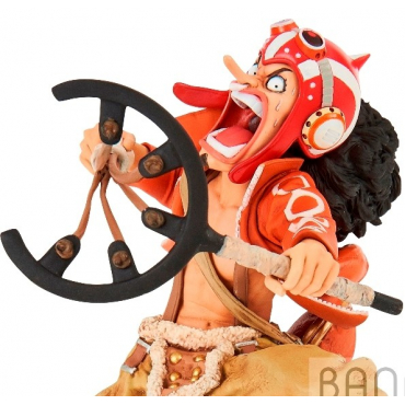 One Piece - Figurine Usopp Banpresto Wold Colosseum Figure Vol.7