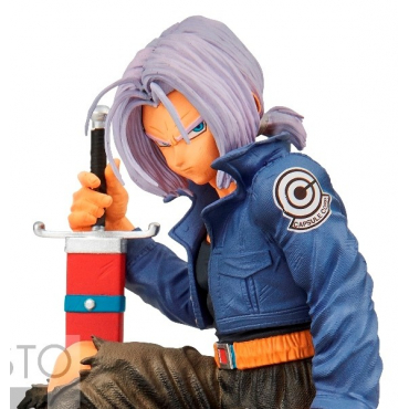 Dragon Ball Z - Figurine Trunks BWFC Vol.8