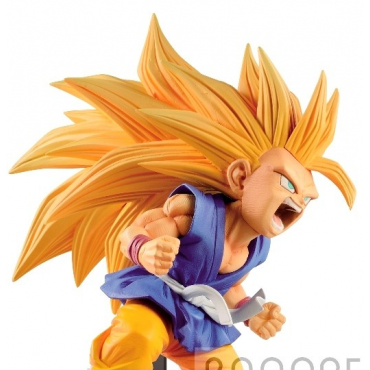 Dragon Ball Super - Figurine Son Goku Super Saiyan 3 FES Vol.10