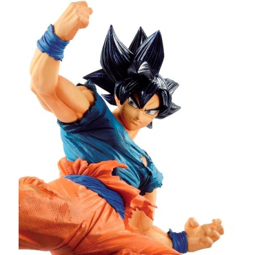Dragon Ball Super - Figurine Son Goku Ultra Instinct FES Vol.10