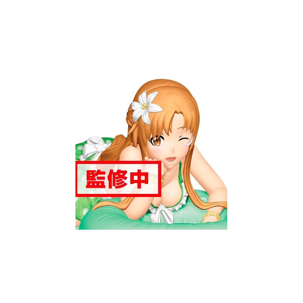 Sword Art Online - Figurine Asuna Defrag Memory EXQ