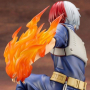 My Hero Academia - Figurine Shoto Todoroki ARTFX