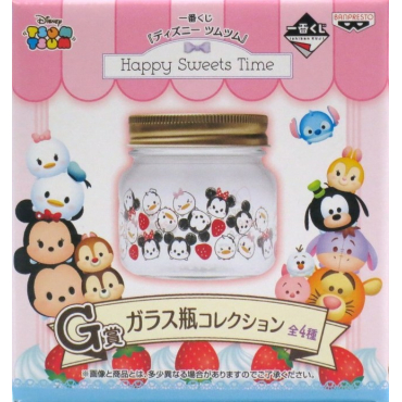Disney - Pot En Verre Tsum Tsum Happy Sweets Time Ichiban kuji Lot G