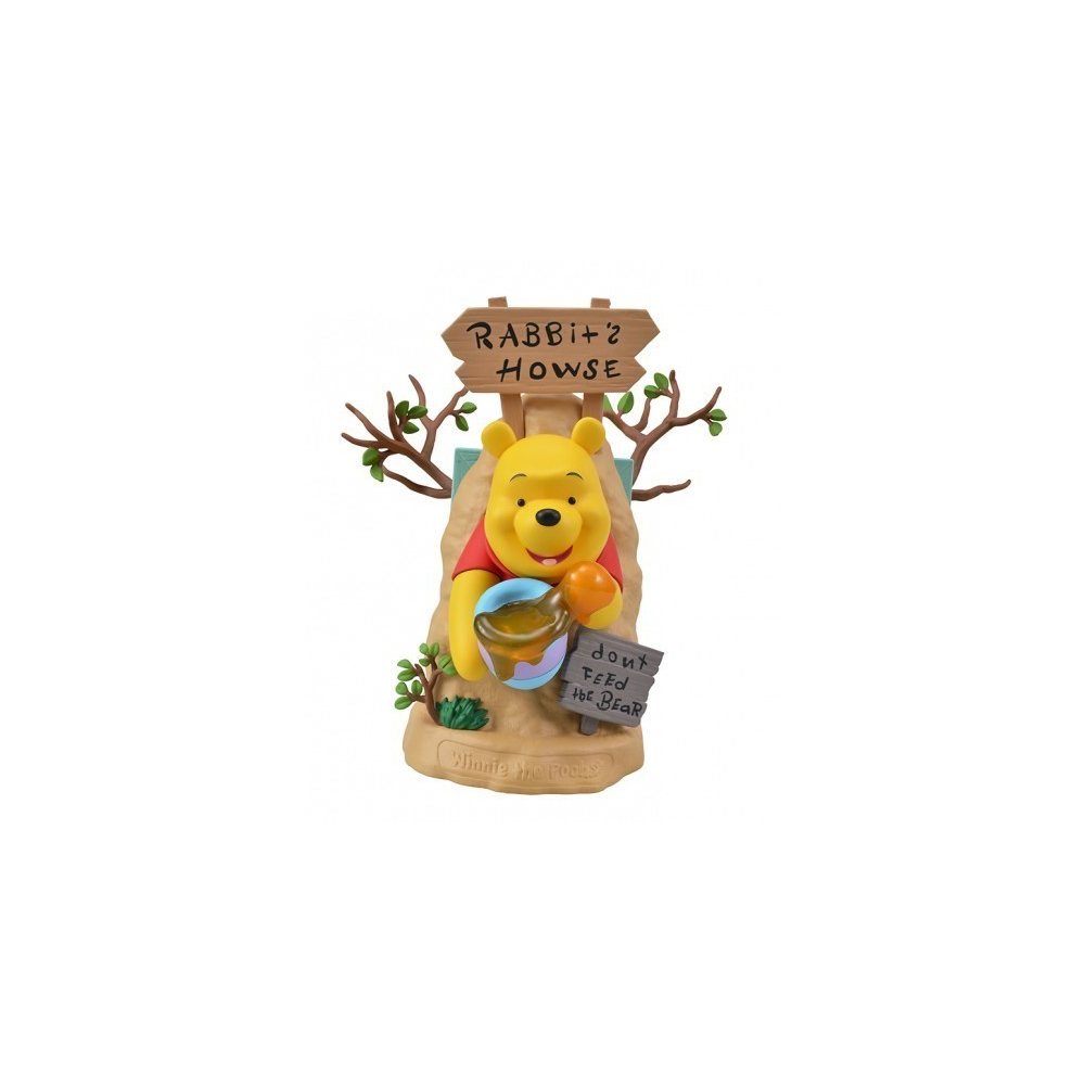 Disney - Figurine Winnie L'Ourson Rabbit'z Howse LPM