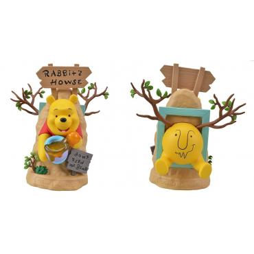 Disney - Figurine Winnie L'Ourson Rabbit'z Howse LPM