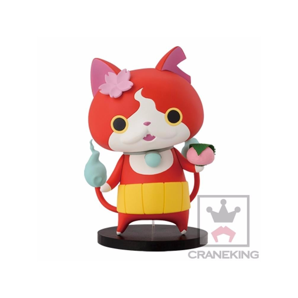 Yo Kai Watch - Figurine Jibanyan DXF