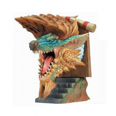 Monster Hunter 3RD - Figurine Trophée Jinouga Ichiban Kuji Lot A
