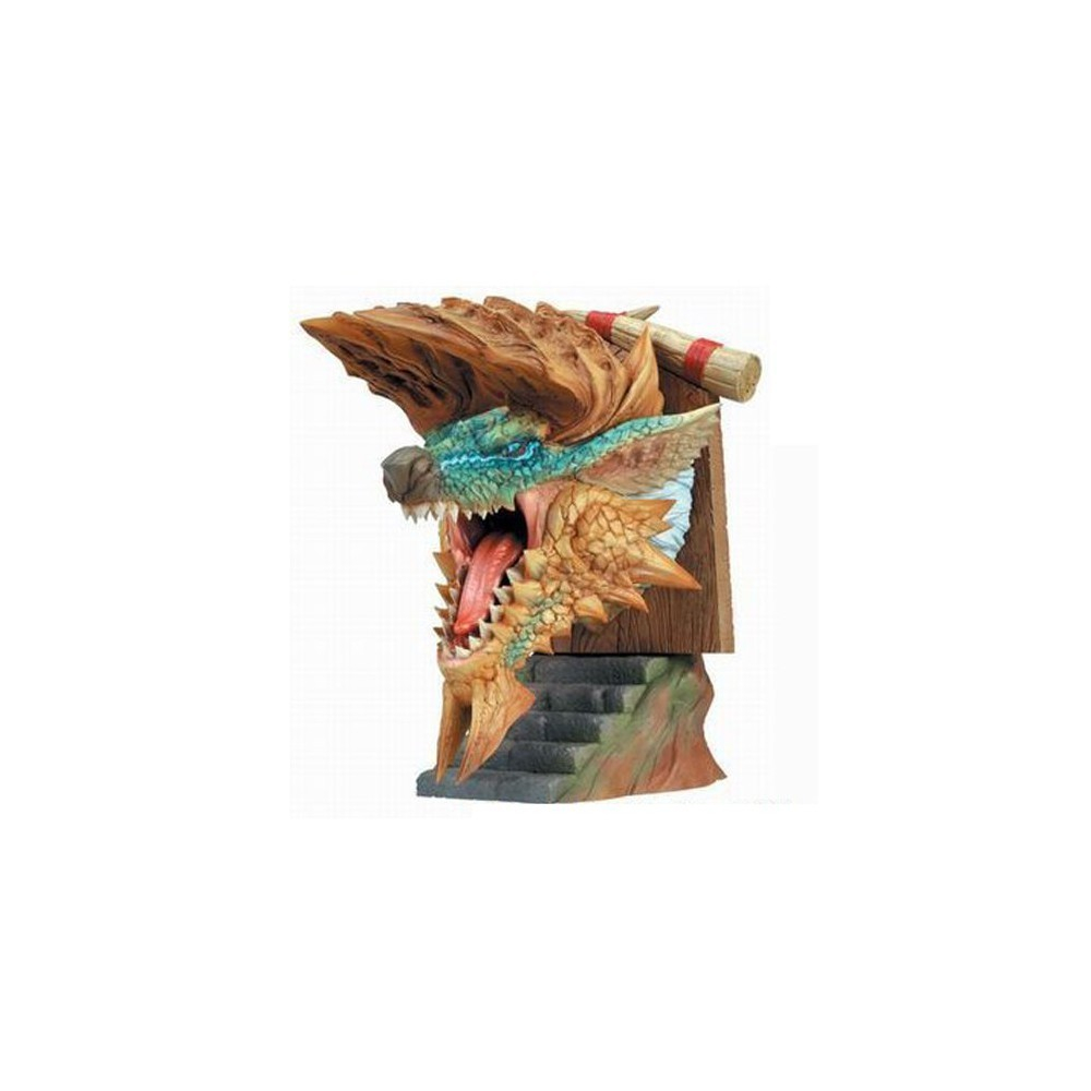 Monster Hunter 3RD - Figurine Trophée Jinouga Ichiban Kuji Lot A