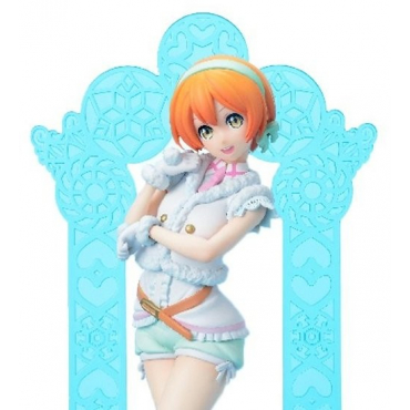 Love Live - Figurine Rin Hoshizora Snow Halation