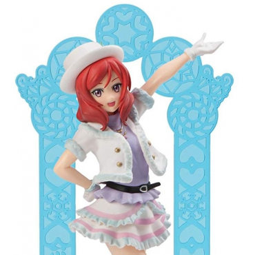 Love Live - Figurine Maki Nishikino Snow Halation