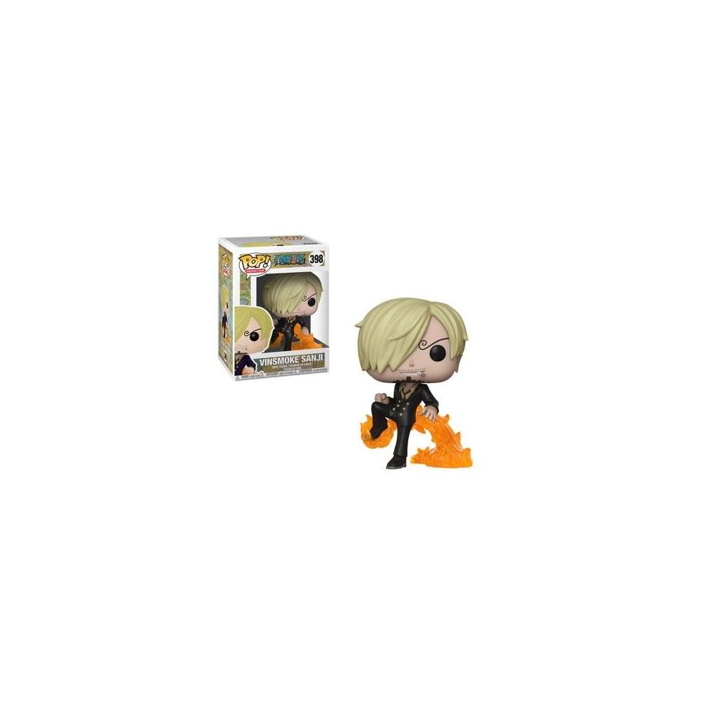 One Piece - Figurine POP Sanji Fishman