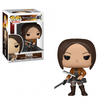 Attack On Titan - Figurine POP Ymir