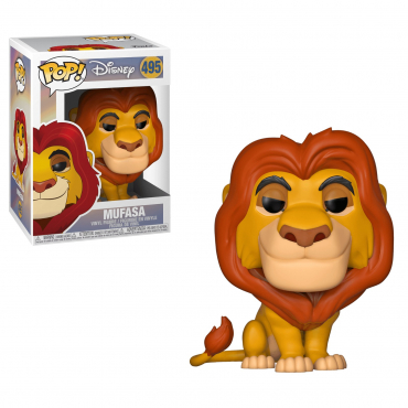 Le Roi Lion - Figurine POP Mufasa
