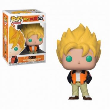 Dragon Ball Z - Figurine POP Son Goku Super Saiyan Casual