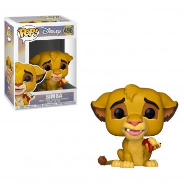 Le Roi Lion - Figurine POP Simba