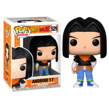 Dragon Ball Z - Figurine POP Android 17