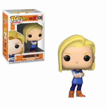 Dragon Ball Z - Figurine POP Android 18