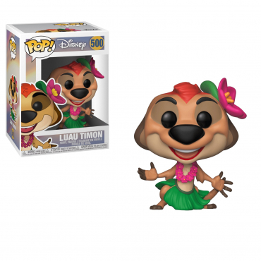 Le Roi lion - Figurine POP Timon