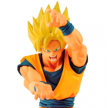 Dragon Ball Super - Figurine Son Goku Super Saiyan Chosenshiretsuden Vol. 1