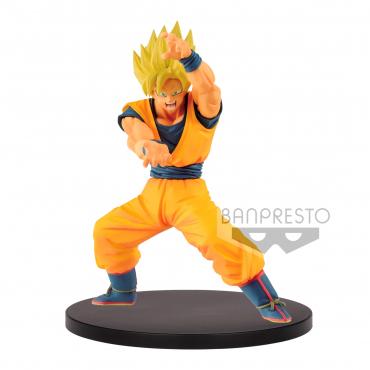 Dragon Ball Super - Figurine Son Goku Super Saiyan Chosenshiretsuden Vol. 1