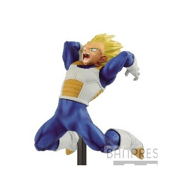 Dragon Ball Super - Figurine Vegeta Super Saiyan Vol.1