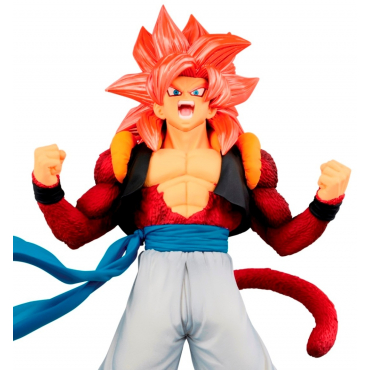Dragon Ball GT - Figurine Gogeta Super Saiyan 4 Blood Of Saiyan