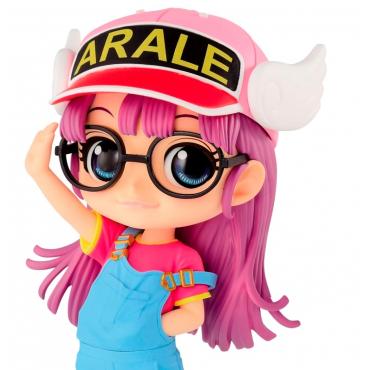 Dr Slump - Figurine Arale Q Posket Norimaki Version A