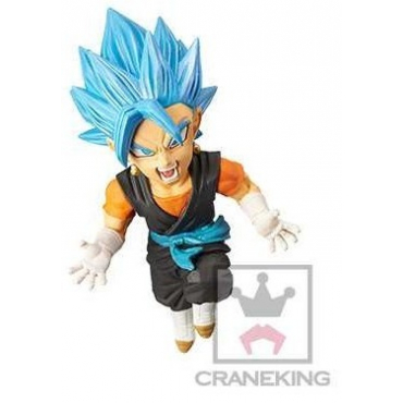 Dragon Ball Heroes - Figurine Vegeto SSJ Blue SDBH 17 WCF Vol.4
