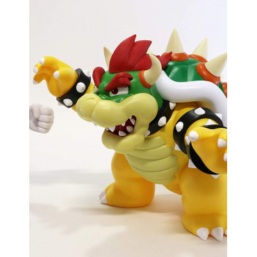 Mario - Figurine Bowser Ultra Big Action