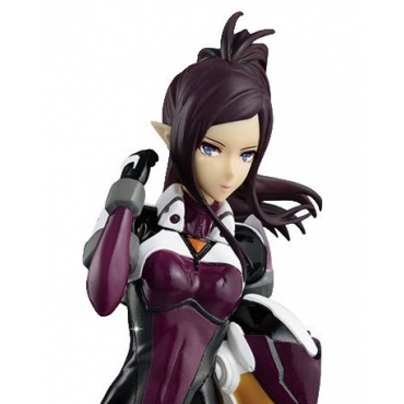 Macross - Figurine Mirage Farina Jenius Pilot Suit SQ