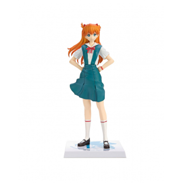 Evangelion - Figurine Asuka Langley DX Vol.7