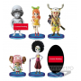 One Piece - Pack Figurines WCF Stampede