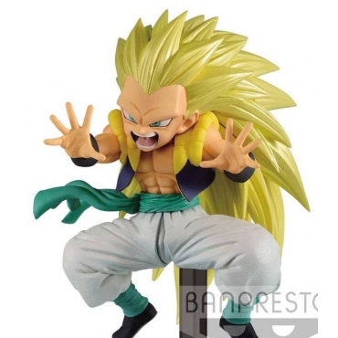 Dragon Ball Super - Figurine Gotenks Chosenshiretsuden Super Sayan 3 Vol.2