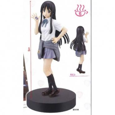 K-On ! - Figurine Mio Akiyama 5Th SQ Collection