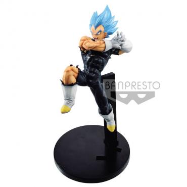Dragon Ball Super - Figurine Vegeta SSJ Blue Tag Fighters
