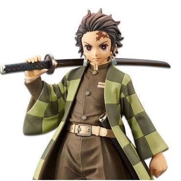 Demon Slayer Kimetsu no Yaiba - Figurine Tanjiro Kamado