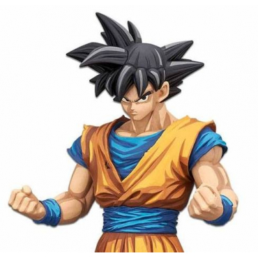 Dragon ball Z - Figurine Son Goku Grandista Manga Dimensions