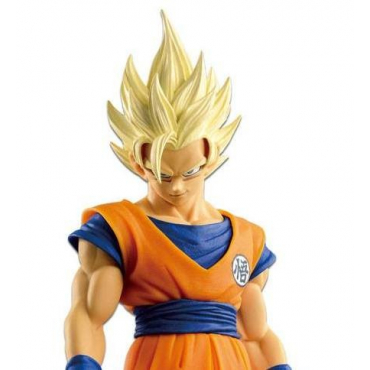 Dragon Ball Z - Figurine Son Goku Super Saiyan 2 Scultures