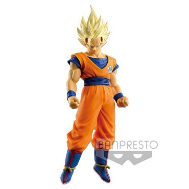 Dragon Ball Z - Figurine Son Goku Super Saiyan 2 Scultures