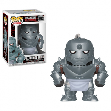 Fullmetal Alchemist - Figurine POP Alphonse Elric