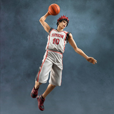 Kuroko No Basket - Figurine Kagami Megahouse